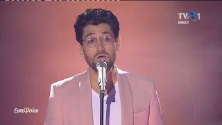 Cezar Ouatu - Amar pelos dois | Finala Eurovision România 2018