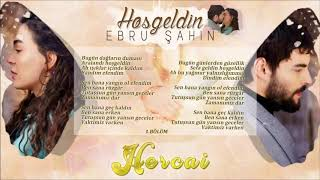 Hercai Hoşgeldin Reyyan Ebru Şahin 39 in Sesinden