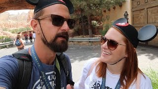 Adventures By Disney Day 3! | Room Tour, Disneyland Fun & World Of Color!