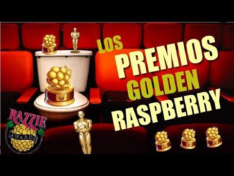 Premios Golden Raspberry a lo peor del cine
