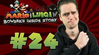 WEER NET AAN TE LAAT! - Mario & Luigi Bowser