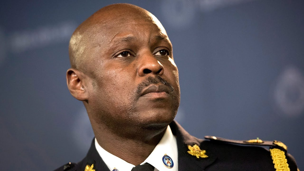 Non-confidence vote launched against Toronto police chief