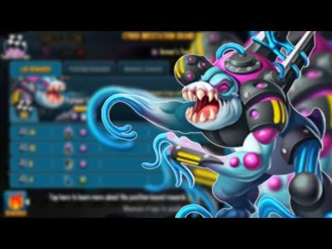 Monster Legends | NEW TEAM RACE | Cyber Infestation Grand Prix | Patient Cyber | Monster Analysis