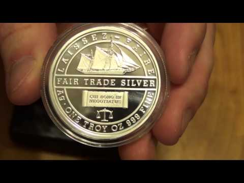 The 2014 Fair Trade Silver unboxing