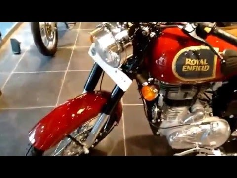 Royal Enfield 2016 New colors HD