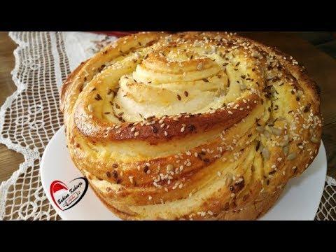 Bakina kuhinja - pogaća sa sirom koja će vas oduševiti