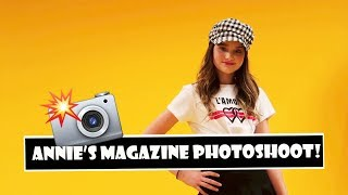 Annies Magazine Photoshoot  WK 3725  Bratayley