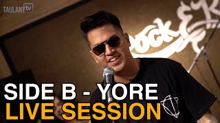 SIDE B - YORE LIVE SESSION