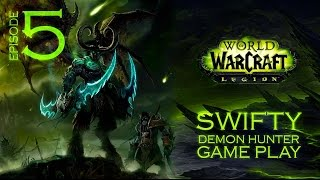 swifty demon hunter gameplay ep5