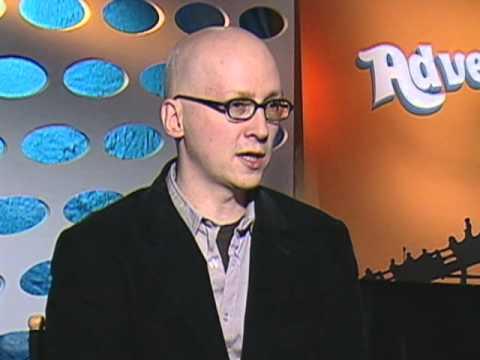 "Martin Starr & Greg Mottola Interview (""Adventureland"")"