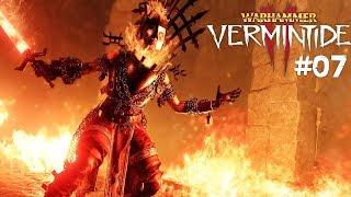 WARHAMMER VERMINTIDE 2 : #007 - Brennt! - Let's Play Warhammer Deutsch / German