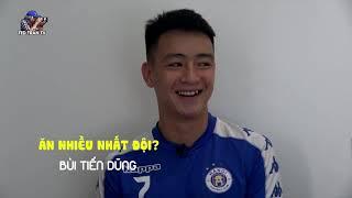 Sao trẻ Hà Nội tiết lộ cực độc về Bùi Tiến Dũng và Quang Hải