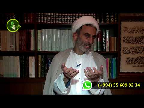Hacı Əhliman Cümə söhbətləri  09022018