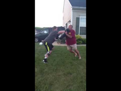 Andrew palla: Revere High School class of 2015 OL Training Video