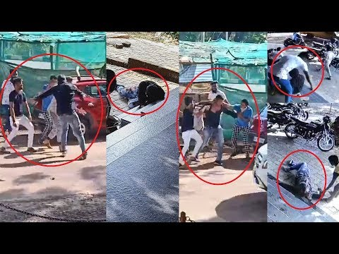 Businessman's murder in Mangalore: 4 nabbed, CCTV footage show 9 people attacking one
