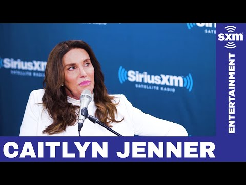 Caitlyn Jenner responds to Kris Jenner + the Kardashians // Radio Andy // SiriusXM