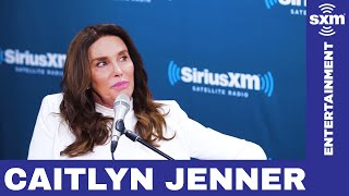 Caitlyn Jenner responds to Kris Jenner + the Kardashians // Radio Andy // SiriusXM