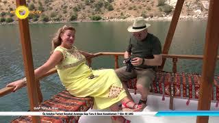 Öz Antalya Turizm Seyahat Acentası Gap Turu 6 Gece Konaklamalı 7 Gün 4K UHD