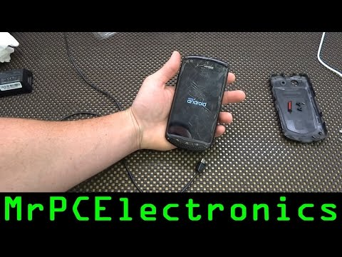 Turn On Android Phone (No Power Button)
