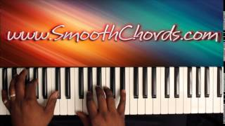 I Look To You Whitney Db - Whitney Houston - Piano Tutorial