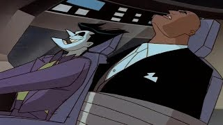 Harley Quinn! Get Off The Wall! We're Flying To Bomb Metropolis!
