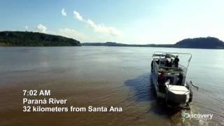 Река Парана - В поисках сокровищ