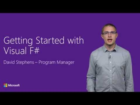 Getting Started With Visual F#