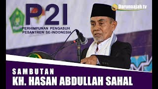 Download Video Sambutan KH. Hasan Abdullah Sahal - Launching Perhimpunan Pengasuh Pesantren se Indonesia (p2i) MP3 3GP MP4