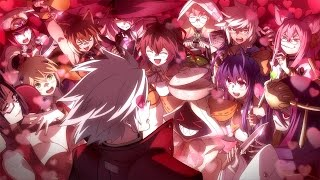 BlazBlue Centralfiction - Ragna's Gag Reel (ENGLISH)