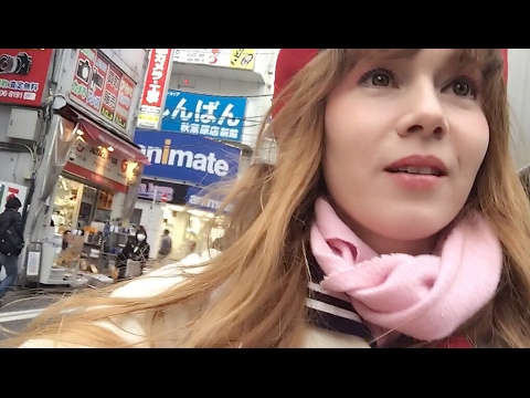 Getting Stalked In Akihabara While Vlogging  Ef Bd Cstuff That Happens To Foreigner In Japan You