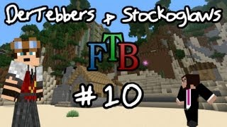 Minecraft FTB w/Stockoglaws- S2E10 - I've Got a Brand New Blaze Farm and I'll Give You the Lever