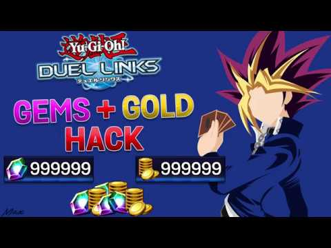 YuGiOh Duel Links Hack 2018 - Yu Gi Oh Duel Links Gems Hack iOS / Android