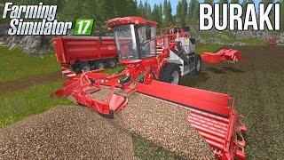 Farming Simulator 17 - ZAŁADUNEK BURAKÓW