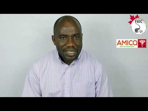 Comité de crise AMICQ COVID-19: Mot du Président POHE.