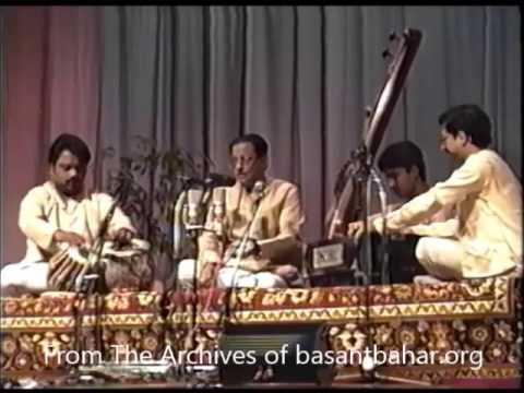 Arun Bhaduri and Samar Saha Raag : Hansedhuni