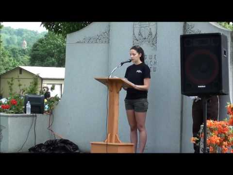 Hannah Houtz - 2016 PA VFW Voice of Democracy Essay Winner