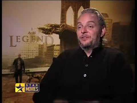 Star Movies VIP Access: I Am Legend -- Francis Lawrence