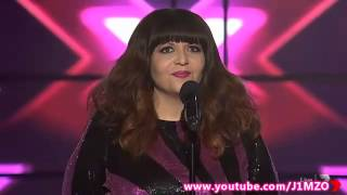 Rochelle Pitt - Week 2 - Live Show 2 - The X Factor Australia 2014 Top 12