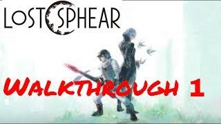 Lost sphear Walkthrough - Sacred Rahet Walkthrough - Lost Sphear Pc gameplay