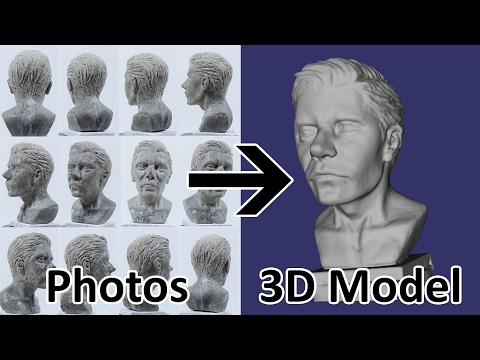 How to Turn/Scan Objects Into 3D Models With Just a Camera
