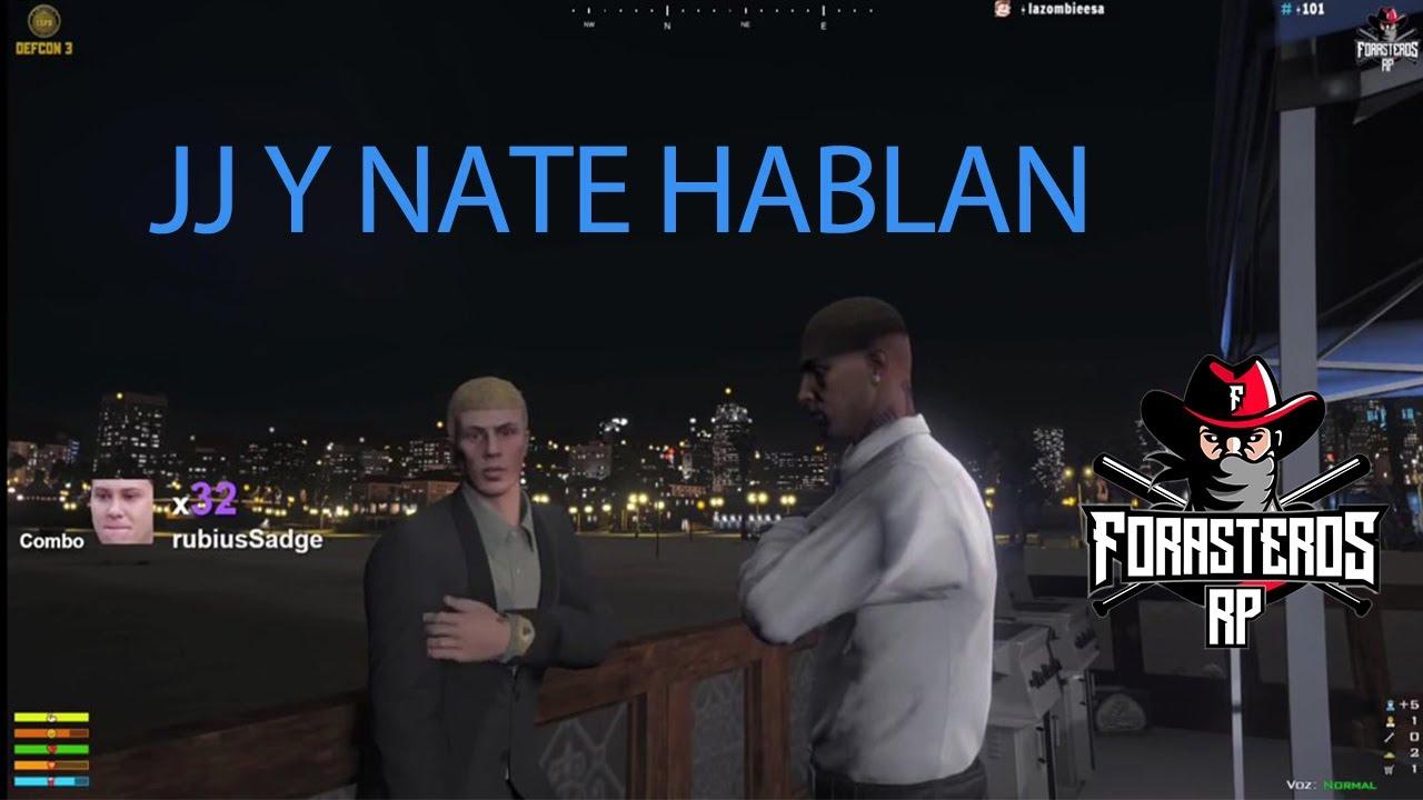 Download JJ Y NATE HABLAN EN SU BODA | GTA V ROLEPLAY 🔥
