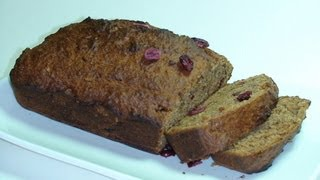 How To Make Banana Nut Bread - Whole Wheat Bread Recipe