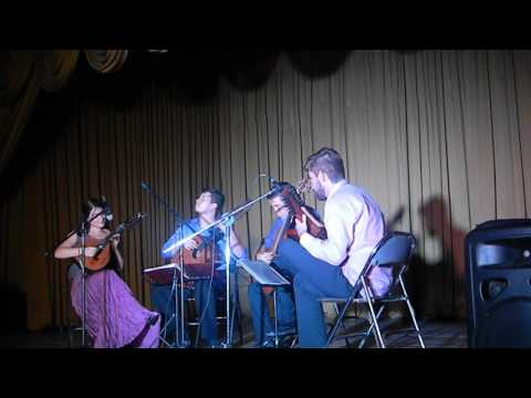 Glauco Cedeño. Plinio Herrera. Cuarteto Instrumental Becao