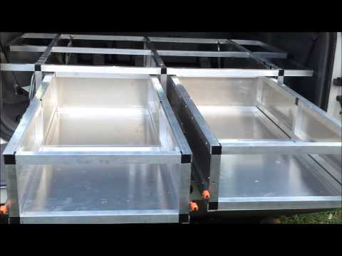 How to make 4wd Storage drawer system part 1 of 4.mp4