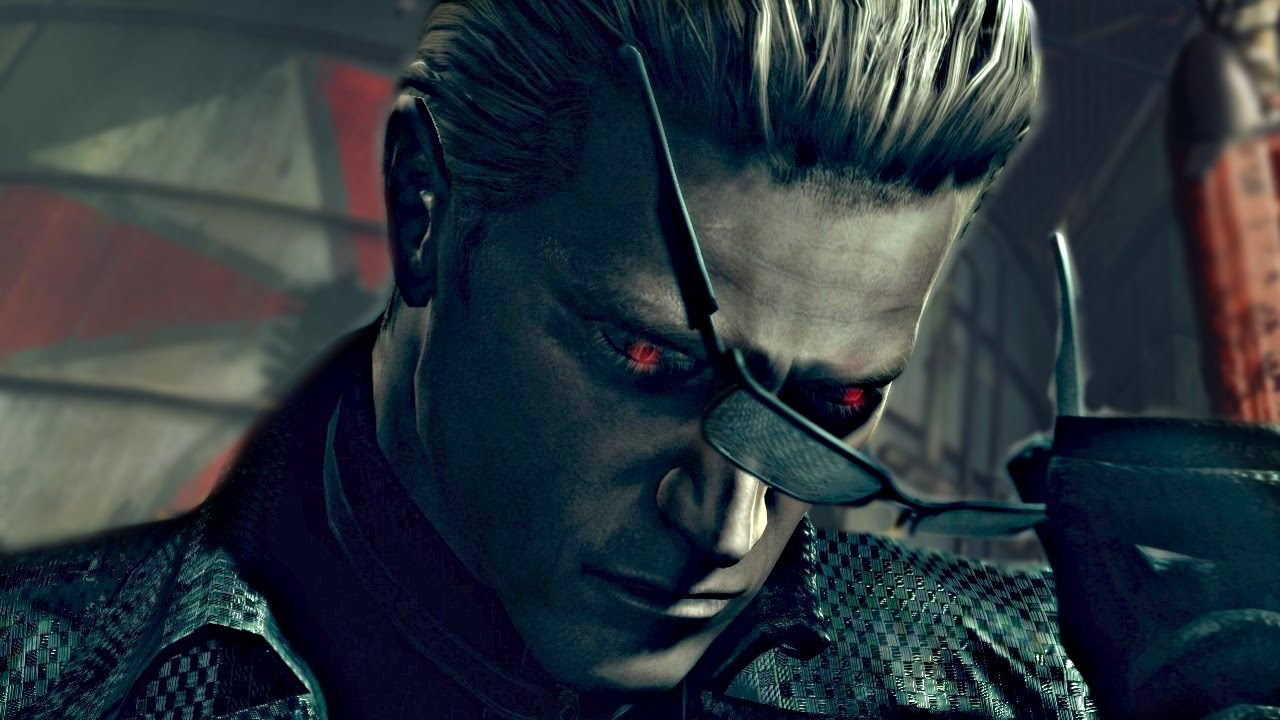 resient evil wesker - photo #43