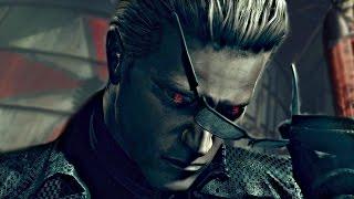 ALBERT WESKER • Resident Evil Lore