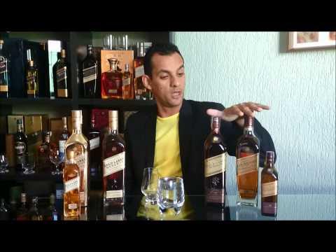 Whisky Gold Label Centenário - Vídeo 6