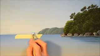 How to Show Distance in Seascape Paintings