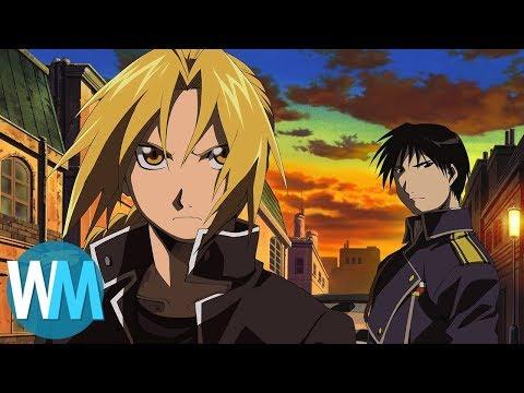 Top 10 Shonen Anime Series