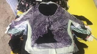 Блузы летние(EXX   S1 MIXED BLOUSE) - Ж 35